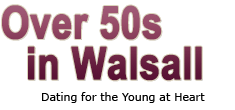 Over 50s in Walsall